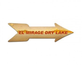 El Mirage Arrow