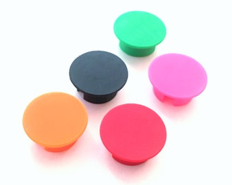 2x Custom Car Auto Cigarette Lighter Socket Dust Cap Plug - Multiple Colors Available