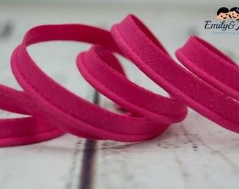 piping, band, pink