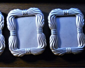Cute Silver Picture Frames