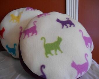 Kitten Plush Pillow Set
