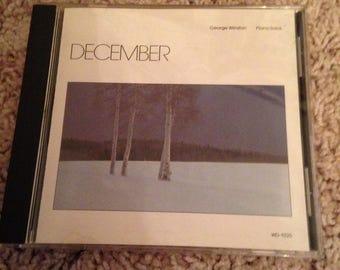 George Winston piano Winter