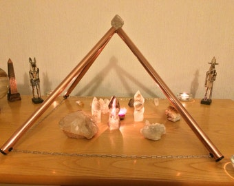 Copper Pyramid (Crystal and Cleansing)