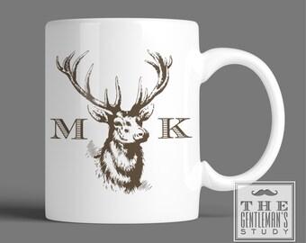 Ceramic Deer Head Etsy