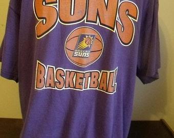 XL Vintage Phoenix Suns NBA Tshirt