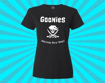 GOONIES Never Say Die! Tee Shirt
