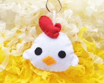 Little Chicken-Year of Rooster Keychain
