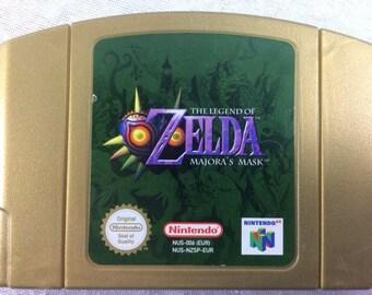 Zelda Majora's Mask - Nintendo 64