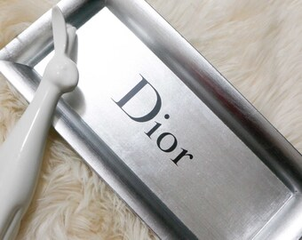 Dior Inspired Tray