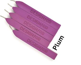 Plum - Design OD Wax Sticks - (DODB13)