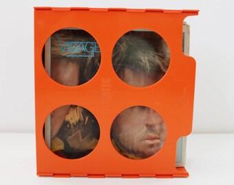 7 inch single vinyl record storage box Discotec by Cogebi of Belgium