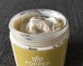 Gift Set, One Whipped Body Butter, Moisturizing Bar, Facial Oil, Natural, Handmade
