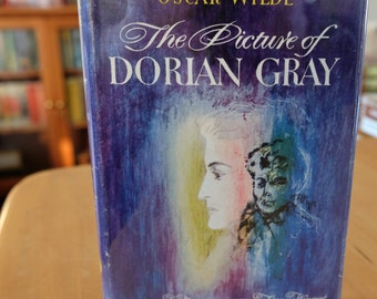 1946 1st Printing, NF/VG, The Picture of Dorian Gray by Oscar Wilde