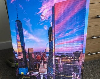 LIMITED EDITION New York City Canvas
