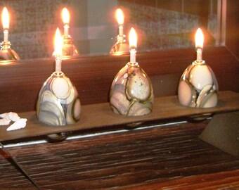 Handpainted Eggs, CandlesDecorAndMore, oil lamp