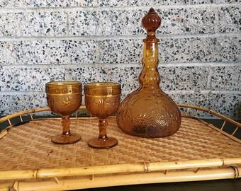 Vintage Rattan / Bamboo/ Wicker Serving Trays //Boho Decor