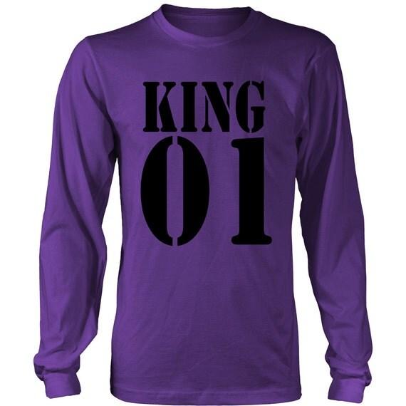 Long Sleeve Shirt - King 01