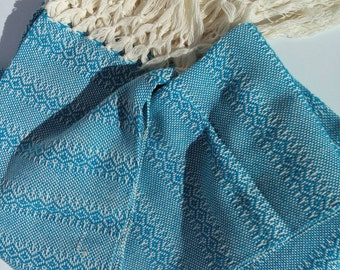 """98.5"""" Extra long Baby carrier wrap mexican Rebozo sling 2.5mts"""