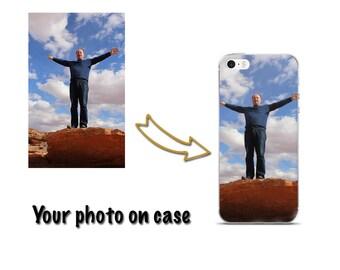 Custom iPhone case - custom photo case iPhone 6 - custom photo case iPhone 5 - custom case - iPhone case - photo case