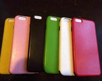 Case iPhone 6 Plus or iPhone 6s Plus with screen protector.