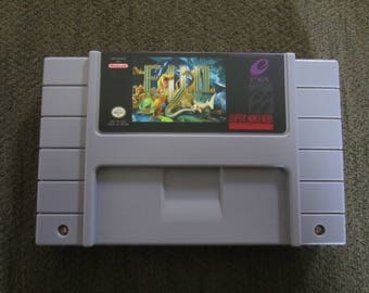 EVO The Search For Eden Super Nintendo SNES