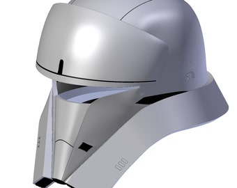 Tank Trooper Helmet from Star Wars: Rogue One for 3D-printing