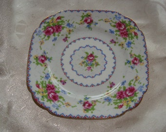 Royal Albert PETIT POINT Bread and Butter Plate