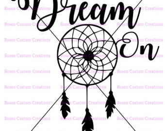 Dream Catcher SVG