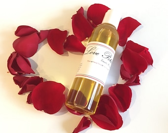 Love Potion - Romantic Organic Massage Oil