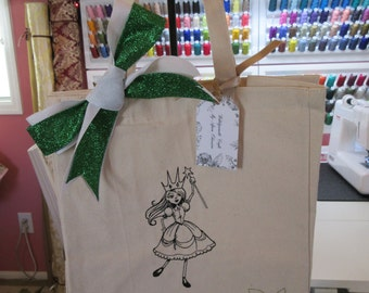 Shopping Tote Oz Glinda The Good Witch