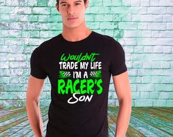 Custom Personalized Racing Shirts Design 1 Dirt Track Racing