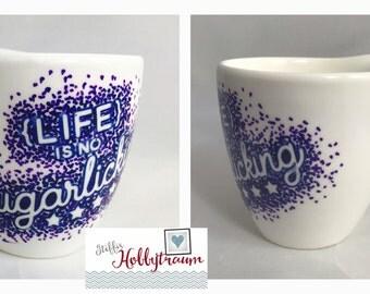 Coffee Cup, coffee cups, CoffeeCup, Tea Cup, hand-painted