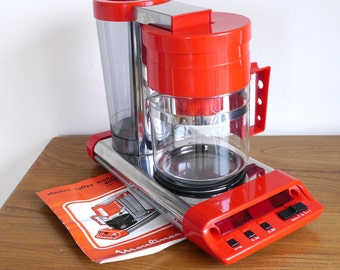 Items similar to Vintage Coffee Percolator, Regal Automatic Electric Coffee Maker, Poly Perk ...