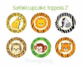Attractive Safari Baby Shower | Etsy