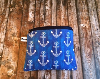 Mini Pocket anchor and jeans