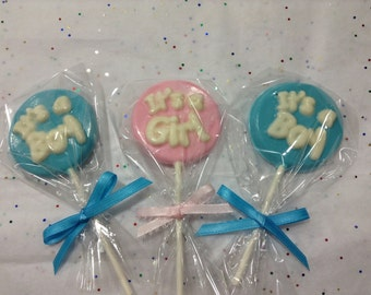 30Pcs Favors Party Lollipop Chocolate