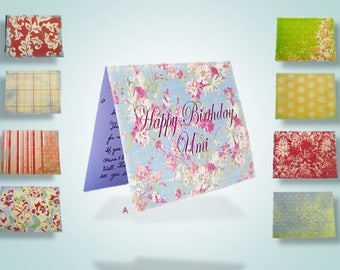 Personalized Greeting Cards