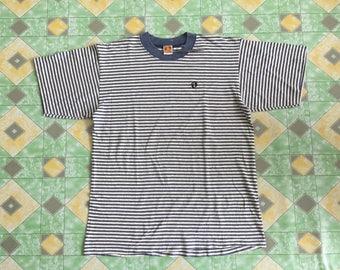 Vintage 90s Hang Ten Stripes Shirt
