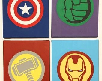 avengers character symbol symbol