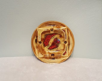 Mid Century Maurice of California Pottery Ashtray