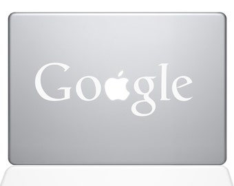 Google Macbook Decal For Macbook Apple Laptop Sticker