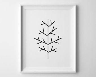 Winter Wall Art birch photography winter home decor winter wall art birch