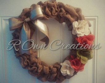 St Louis Wreath Show Your Love Of Both The By Rowncreations