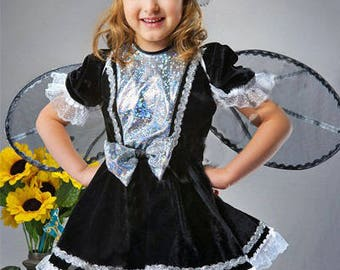 Fly costume, helloween costume, fly dress, boy bee costume, girl bee costume, kids costume, girls costume, Girls Halloween, helloween