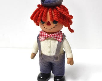 Vintage Raggedy Andy Bank