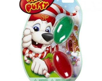 Silly Putty 2pcs Holiday Fun code: NM-08-0320