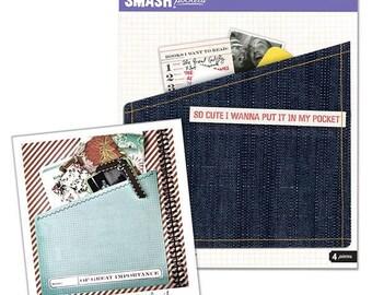 SMASH Pockets 4/Pkg Folder