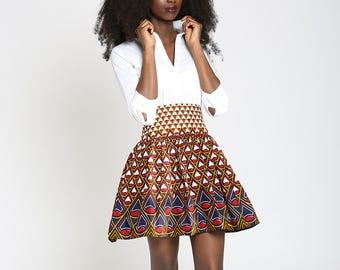 Sika'a high waist skirt