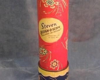 "Kaleidoscope Steven Design-O-Scope "" Zillions of Designs"""