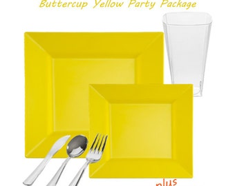 Yellow Square VALUE Wedding Package
